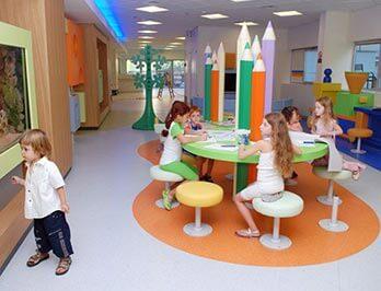 Детская больница «Дана-Дуэк»